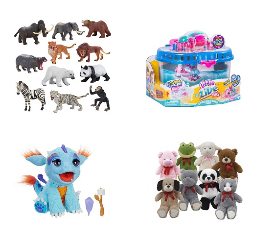 ANIMALES Y PELUCHES