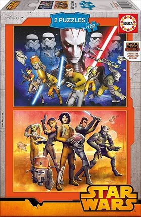 Educa Puzzle Star Wars Rebels 16169 | CC. Sánchez