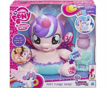 My Little Pony Bebe Flurry Hasbro | CC. Sánchez