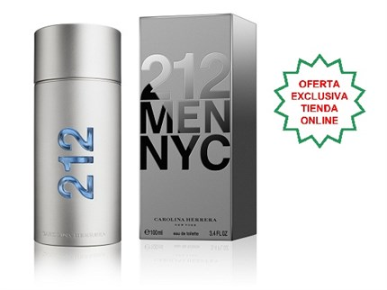 Perfume Carolina Herrera 212 NYC 100ML | CC.Sanchez