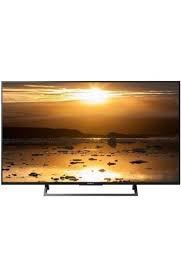 "TV SONY 49"" KD49XE7096 UHD HDR STV DOLBY TRILUM"
